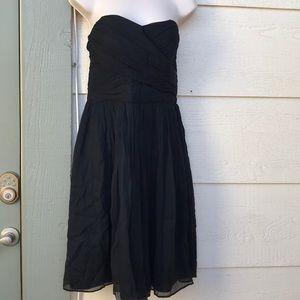 JCrew size 8 black dress